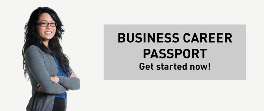 Business Career Passport