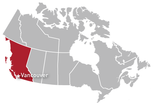 Map Of Canada For Students.Why Vancouver Beedie School Of Business Sfu Canada
