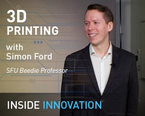 Simon Ford - 3D Printing