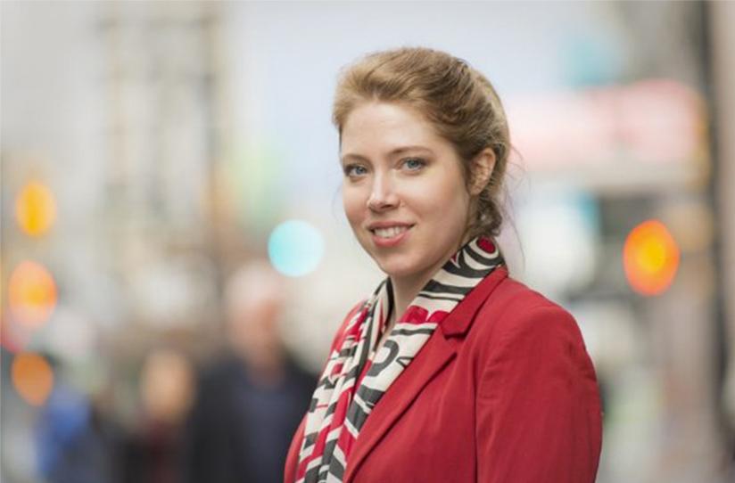 Sarah Lubik