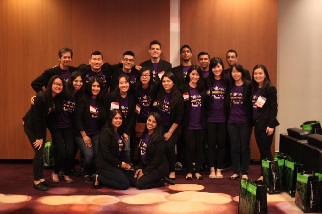 Enactus SFU Team Picture