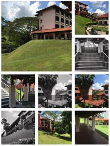 Hall 10, NTU, Singapore